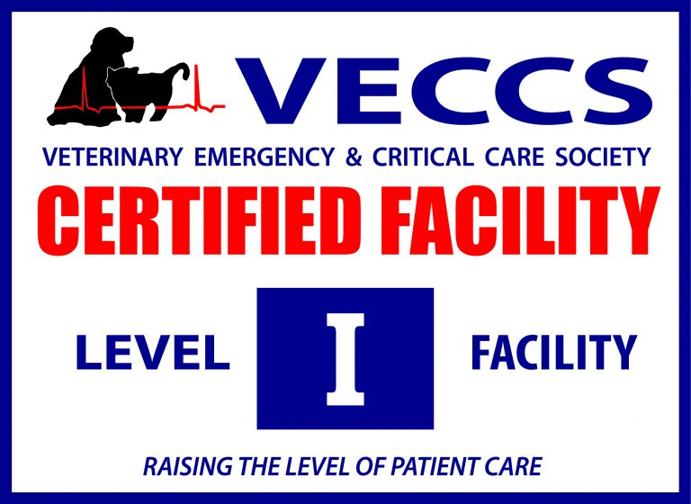 MedVet Chicago Level I VECCS Certified Facility