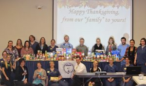 Happy Thanksgiving From the Staff at Circle City Veterinary Specialty & Emergency Hospital