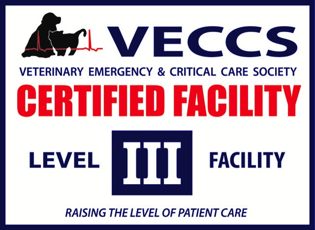 Level III veterinary emergency