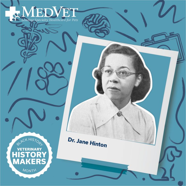 Black History Month - Dr. Jane Hinton