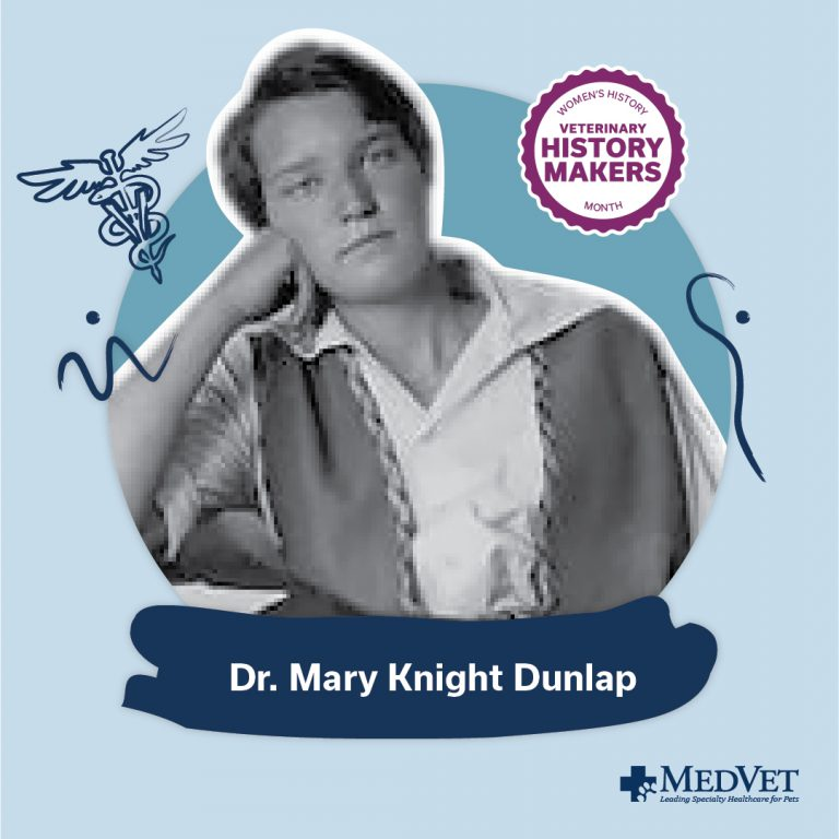Women's History Month - Dr. Mary Knight Dunlap