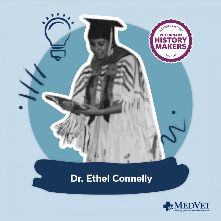 Women's History Month - Dr. Ethel Connelly
